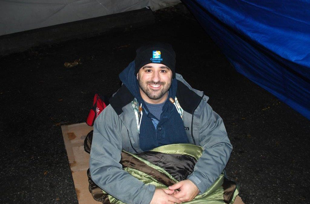 COVENANT HOUSE NEXT GENERATION SLEEP OUT