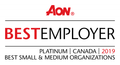 Trisura selected by Aon as a Best Employer for 2019