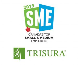 Trisura a 2019 Top Small & Medium Employer