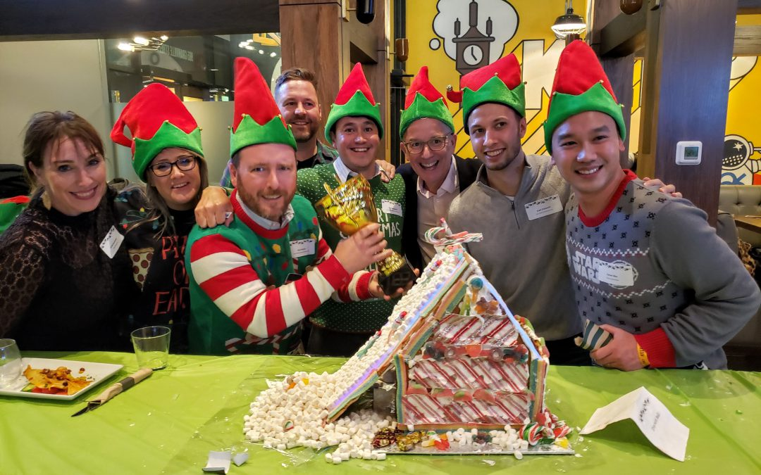 Trisura Annual Gingerbread House Competition Returns to the West Coast