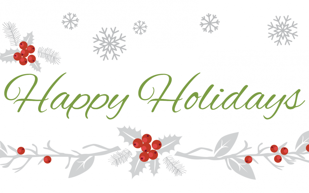 Happy Holidays from Trisura!